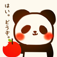 ♡の画像(パンダ イラストに関連した画像)