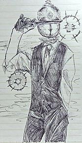 一発描き人外さんの画像(街灯に関連した画像)