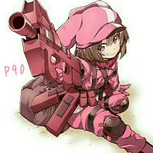 ピーちゃんの画像(ガンゲイル オンラインに関連した画像)