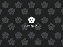 mary quantの画像(シンプル オシャレ 壁紙に関連した画像)