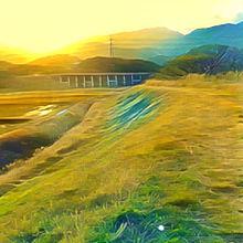 田舎の画像(#パステル#壁紙に関連した画像)