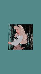 眠れる森の美女の画像(シンプル ロック画面に関連した画像)