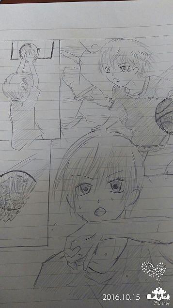 バスケ少年の画像(プリ画像)