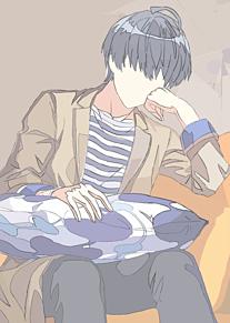 A3  月岡紬    線画の画像(a3に関連した画像)