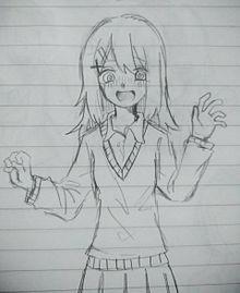 ラリ子ちゃんの画像(#オリキャラに関連した画像)