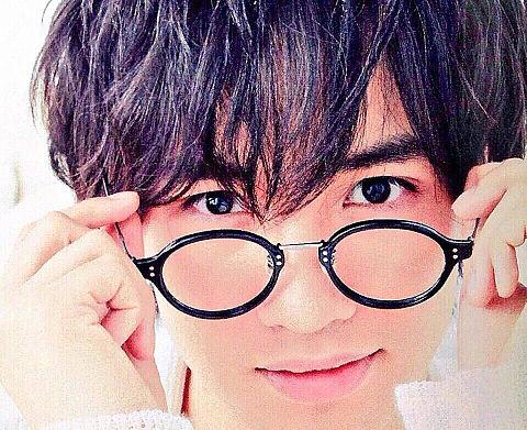 眼鏡と健人くん♥の画像(プリ画像)
