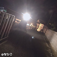 夜の散歩の画像(風景に関連した画像)