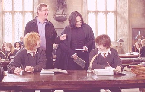 Harry Potter メイキングの画像(プリ画像)