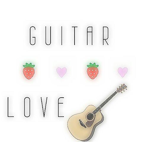 リクエスト ギターVer.保存☞いいねの画像(プリ画像)