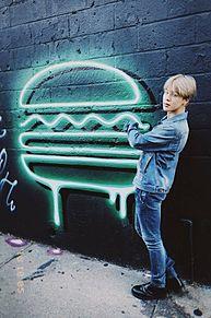 今日ハンバーガー食べた。の画像(ハンバーガーに関連した画像)