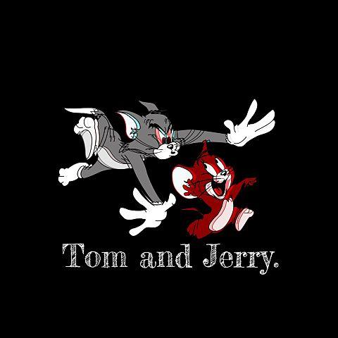 トムとジェリー ペア画の画像 プリ画像