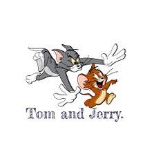 トムとジェリー ペア画 プリ画像