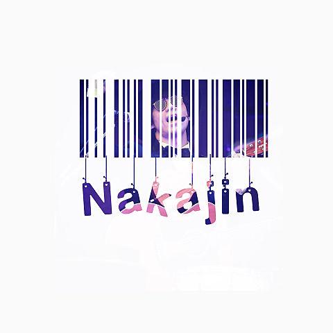 SEKAI NO OWARI Nakajin バーコード加工の画像 プリ画像