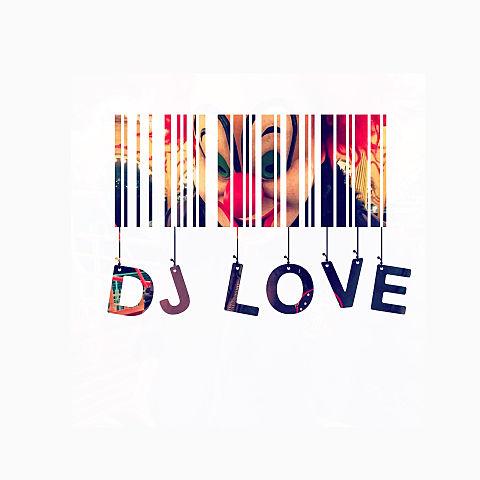 SEKAI NO OWARI DJ LOVE バーコード加工
