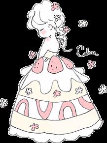 ショートケーキの画像(擬人化に関連した画像)