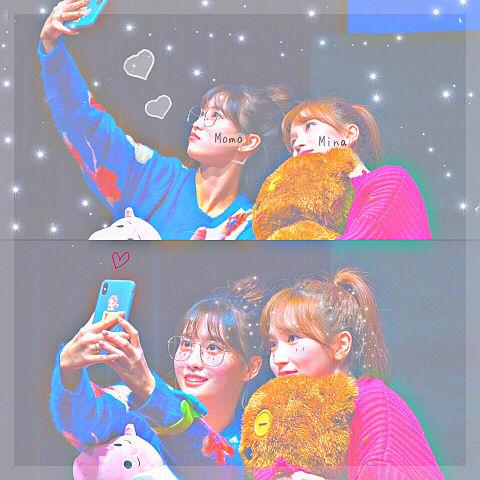 もも Momo twiceミナ みな Mina ミモの画像 プリ画像