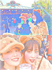 なよん ももりん  Nayeon Momo TWICEモモの画像(ナヨン/ジョンヨン/モモ/彩度に関連した画像)