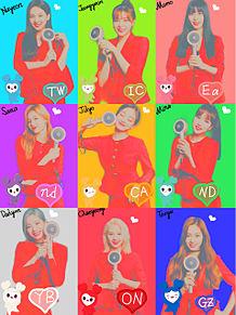なよんじょんよんももりんさなじひょみなだひょんちぇよんつうぃ全員の画像(韓国:K-POP:オルチャン:Jihyoに関連した画像)
