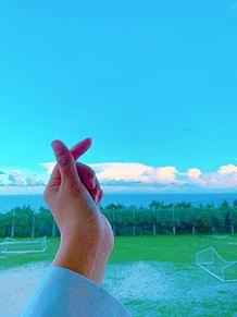 夏の終わり頃!!スイカ割り楽しかった🤤 プリ画像