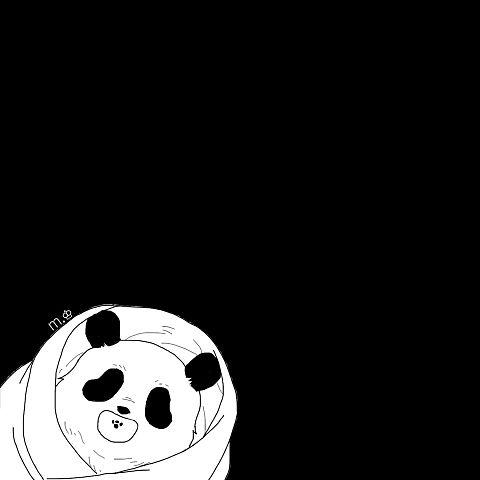 赤ちゃんパンダの画像 プリ画像