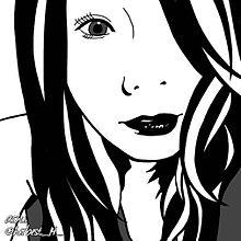 イラスト 女の子 手書き 白黒の画像45点完全無料画像検索のプリ画像bygmo