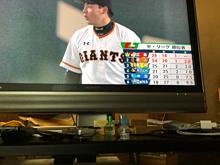 広島カープ2位巨人に3ゲーム差 プリ画像