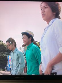 山下智久 香里奈 戸田恵梨香 サマーヌードの出演者たちの画像(ブルーに関連した画像)