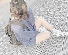 ⚘ 女 の 子の画像(リュックに関連した画像)