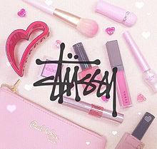 コスメ 化粧品 STUSSY オルチャン メイク プリ画像