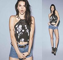 Kendall Jenner 美脚 おしゃれ かっこいいの画像(プリ画像)