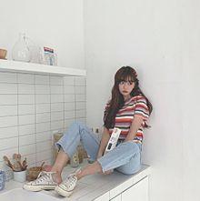 韓国の女の子 オルチャン 韓国コーデの画像(韓国コーデに関連した画像)