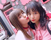 ニコラ 藤本林花美愛ちゃん&濱尾さきちゃんの画像(ニコラ さきに関連した画像)