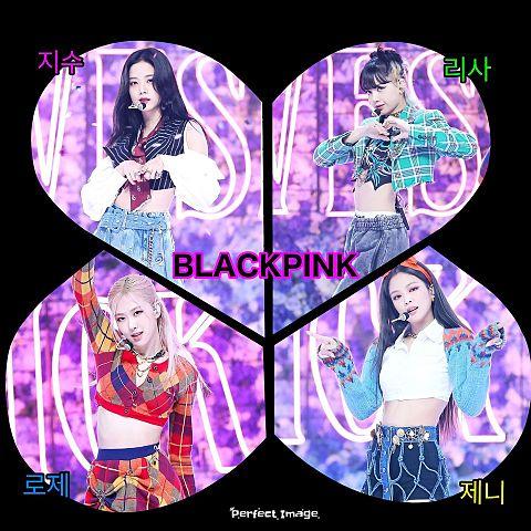 BLACKPINK No.1の画像(プリ画像)