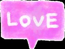 素材 loveの画像(プリ画像)