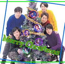 Merry Christmas 嵐 プリ画像