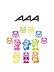 AAA プリ画像