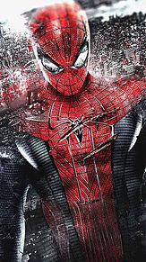 スパイダーマンとウォーキングデッド プリ画像