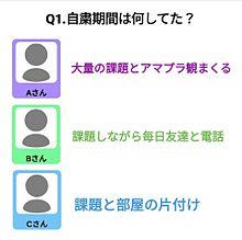第2回OG会 Who am I? Q1の画像(amに関連した画像)