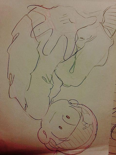 中二ちっくなおそ松の画像(プリ画像)