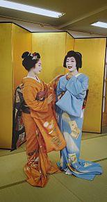 横浜高島屋 京都物産展の画像(舞妓に関連した画像)