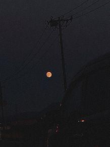 月 雰囲気 プリ画像
