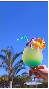 ハワイ    キウイジュースの画像(プリ画像)