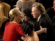 Meryl Streep Christopher Walkenの画像(Oscarsに関連した画像)