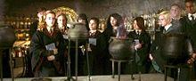 Harry Potter 6 Hermione Dracoの画像(マルフォイに関連した画像)