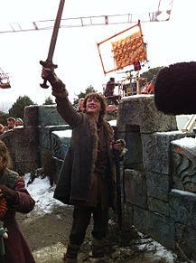 the hobbit Bain John Bellの画像(ホビットに関連した画像)
