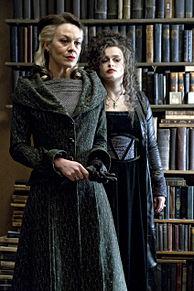 harry potter Narcissa Bellatrixの画像(マルフォイに関連した画像)