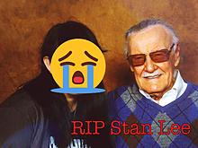 [訃報] Stan Leeの画像(訃報に関連した画像)
