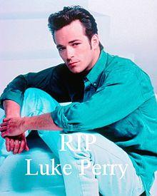 [訃報] Luke Perryの画像(訃報に関連した画像)