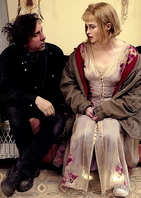Tim Burton Helena Bonham Carterの画像 プリ画像