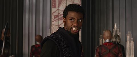 avengers iw  Black Pantherの画像 プリ画像